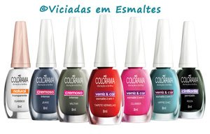 Esmaltes Colorama Fashion