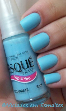 Esmaltes Risqué Pop 4 You e Unhas