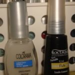 Esmaltes Extase e Cobertura Fosca Colorama
