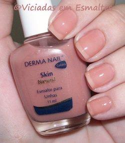 Esmaltes Derma Nail e Unhas