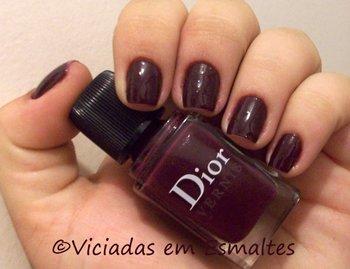 Esmalte Dior e <b >Unha</b >