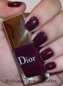 Esmaltes Dior e Unhas