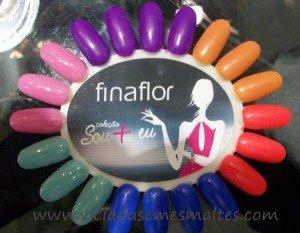 Esmalte Fina Flor