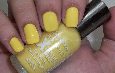 Esmalte Sally Hansen Mellow Yellow