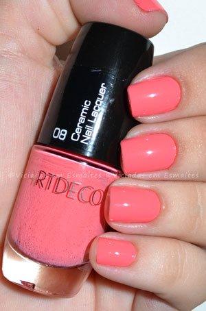 Esmalte Artdeco 08 Pink Elegance