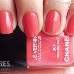 Esmalte Chanel Orange Fizz