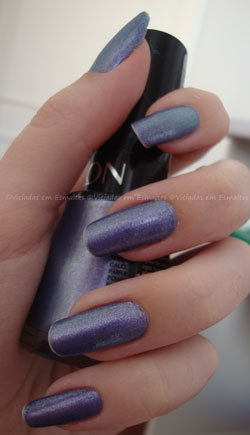 Esmalte Revlon Not So Blueberry