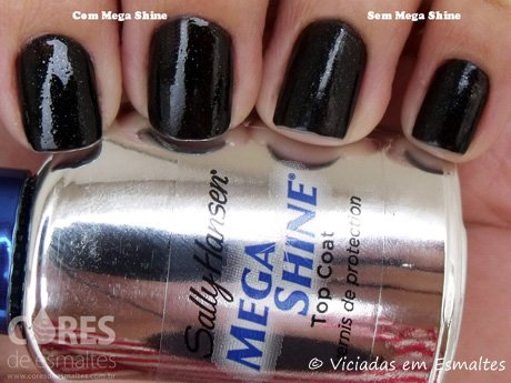 Top Coat Mega Shine Sally Hansen