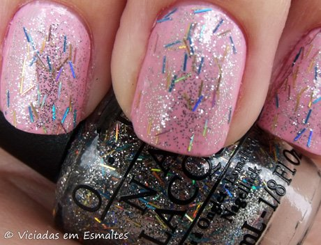 Esmalte O.P.I. Pink Friday e Save Me Nicki Minaj