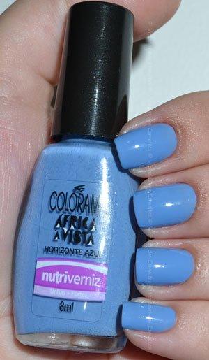 Esmalte Horizonte Azul Colorama