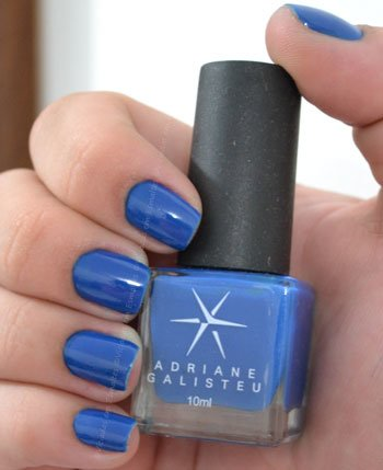 Esmalte Indigo Blue Adriane Galisteu