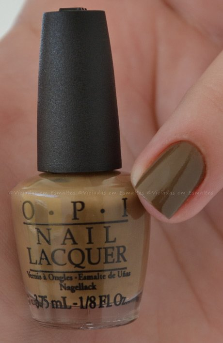 Esmalte OPI A-Taupe The Space Needle
