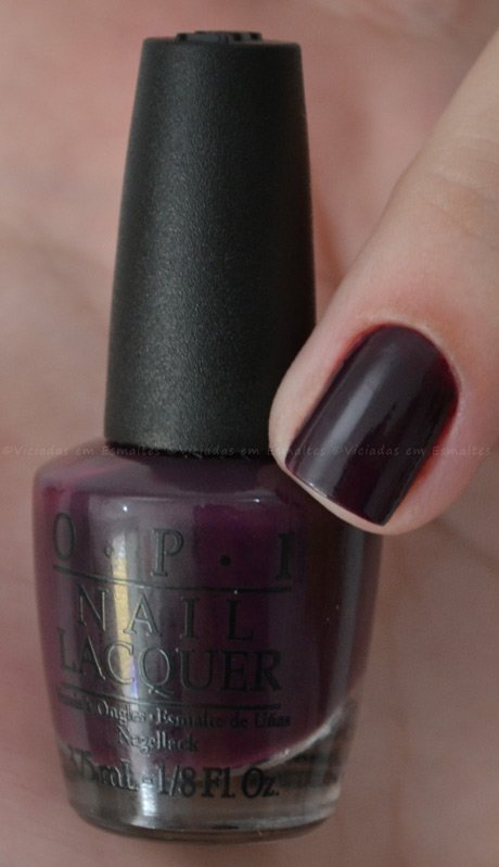 Esmalte OPI Honk If You Love OPI