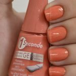 Esmalte Bourjois Coral Feerique 1 Seconde Gel