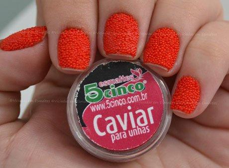 Caviar para Unhas 5Cinco