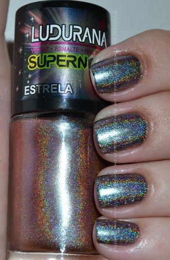 Esmalte Estrela Supernova Ludurana