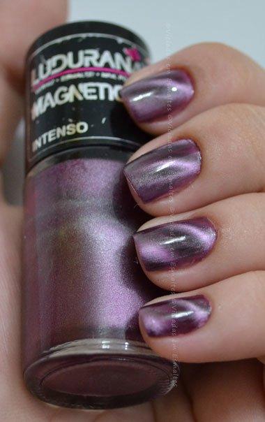 esmaltes magnéticos ludurana
