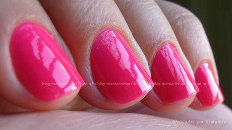 Esmalte Capricho Think Pink Coleção Play