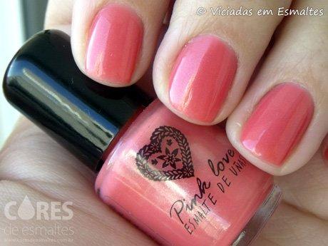 Esmalte Argentino Pink Love