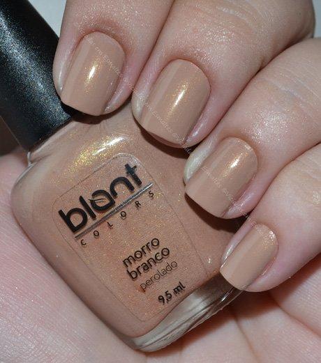 Esmalte Morro Branco Blant Colors