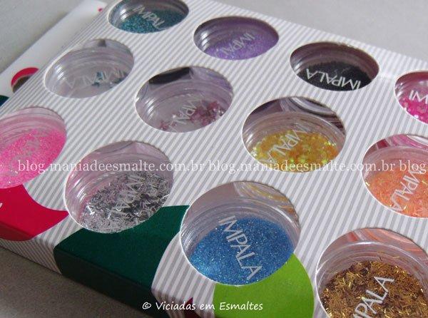 Kit para Nail Art Impala
