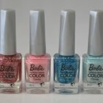 Esmalte candy color barbie