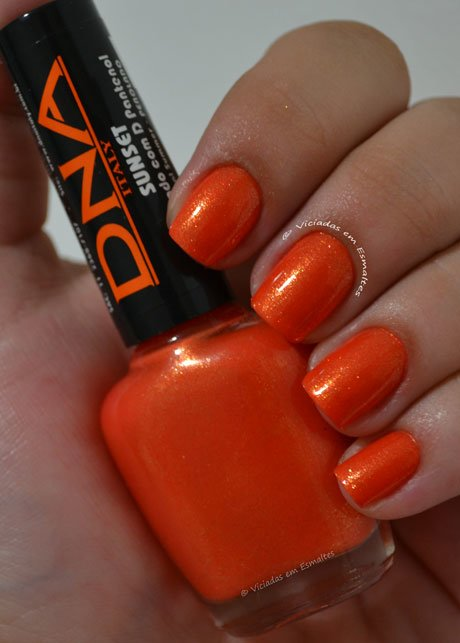 Esmalte Sunset DNA Italy Total Summer