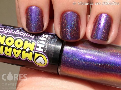 Esmalte Hits Holografico Sweet Dreams