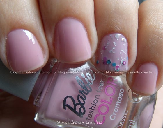 Esmalte Barbie Classic e <b >Esmalte</b > Cupcake Hits Mari Moon