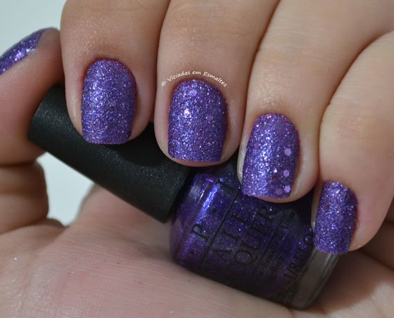 Esmalte Can't Let Go OPI Liquid Sand