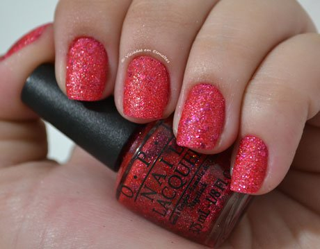 Esmalte OPI Liquid Sand The Impossoble M48 Mariah Carey