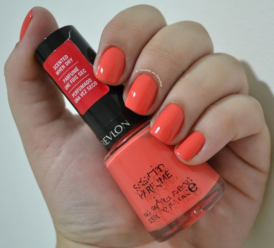 Esmalte RevlonScented  Mad About Mango