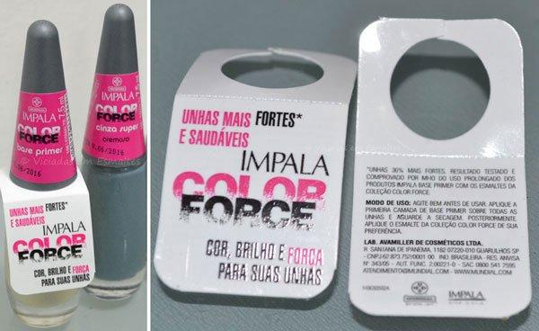 Base primer Impala Color Force