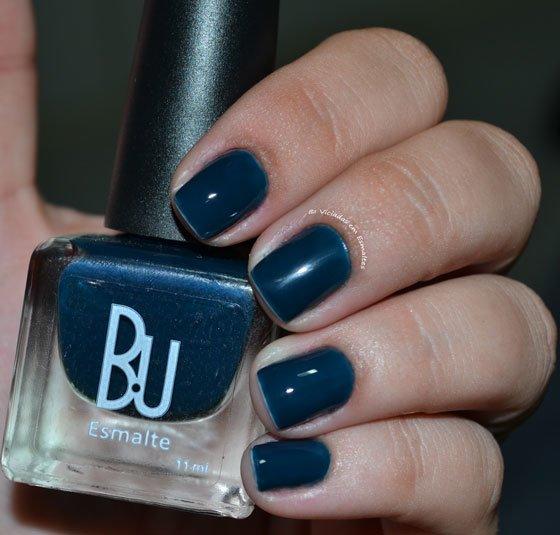 Esmalte B.U Deep Blue