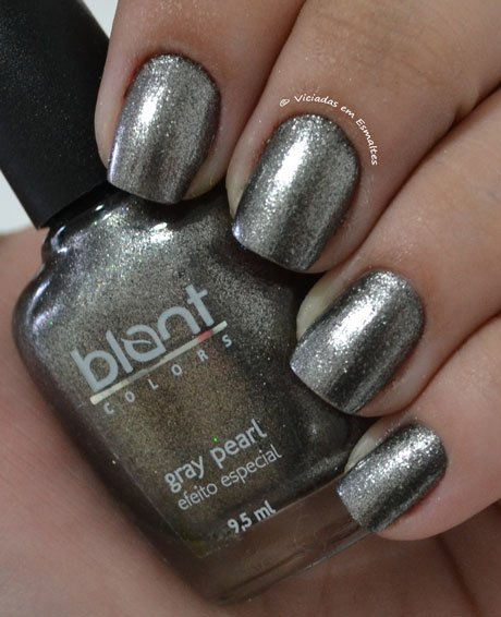 Esmalte Blant Colors Gray Pearl