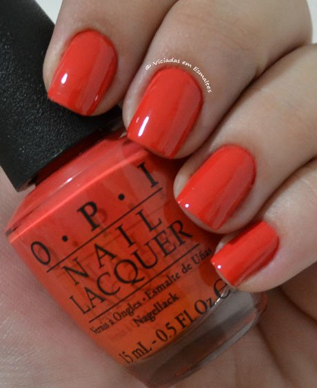 Esmalte OPI On The Same Paige