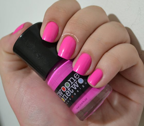 Esmalte Sophie's Pink  Two One One Two