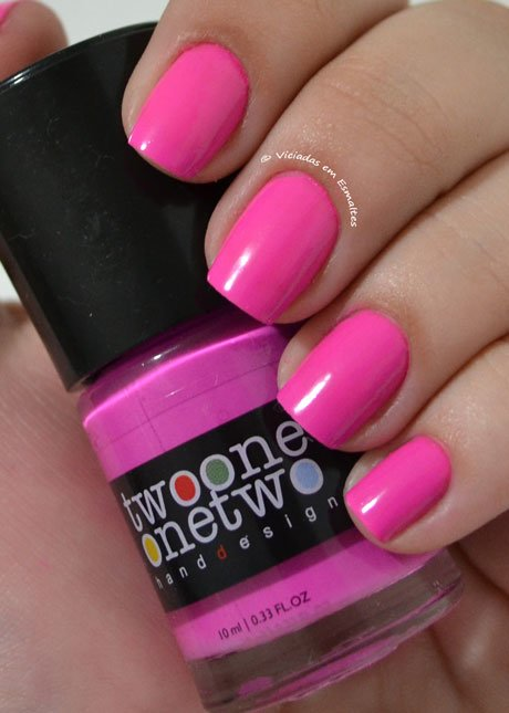 Esmalte Two One One Two Sophie's pink