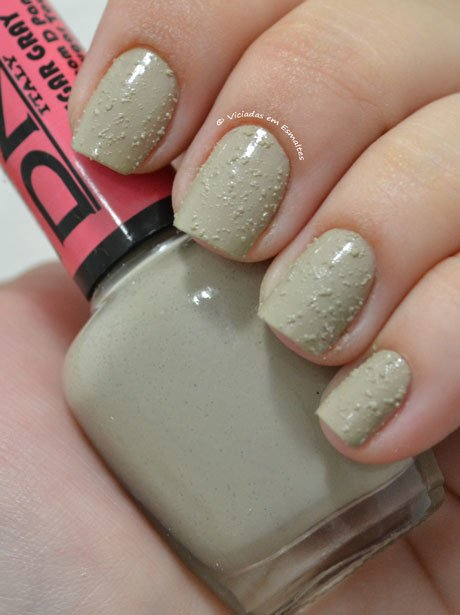 Esmalte Sugar Gray DNA Italy