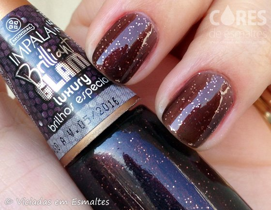 Esmalte Luxury Impala Brilliant Glam