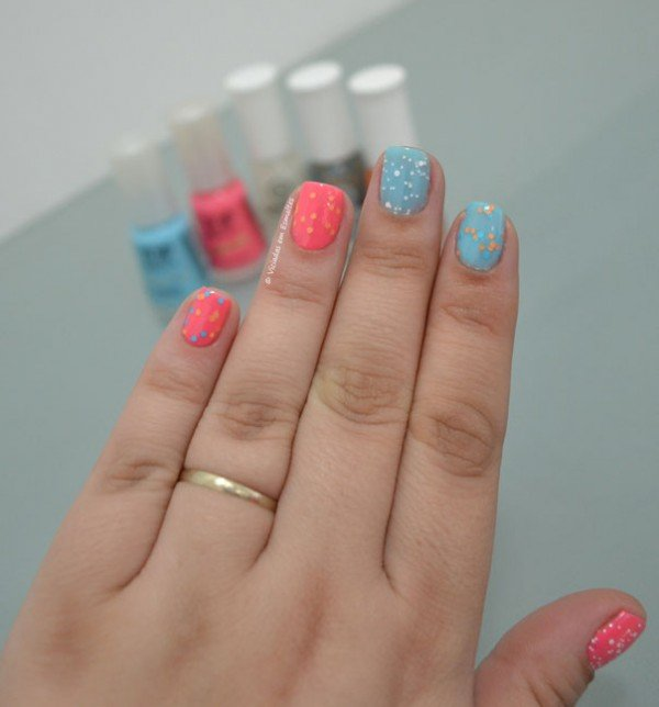 Esmaltes Let's Play Top Beauty