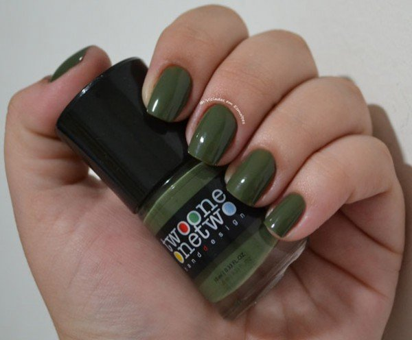 Esmalte Two One One Two New Militar
