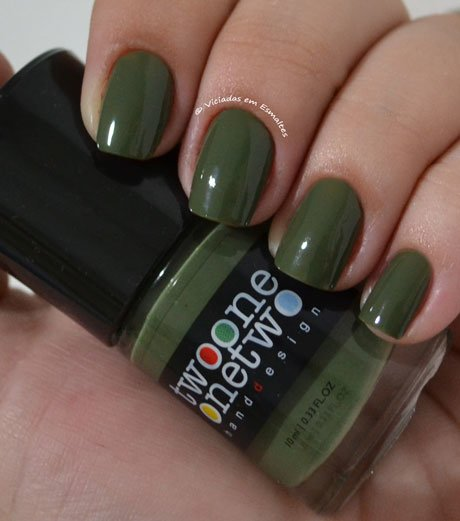 Esmalte New Militar Two One One Two