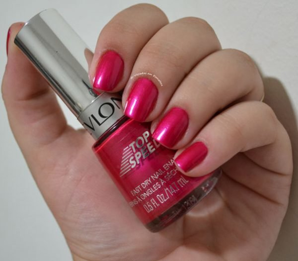 Esmalte Top Speed Lava Revlon