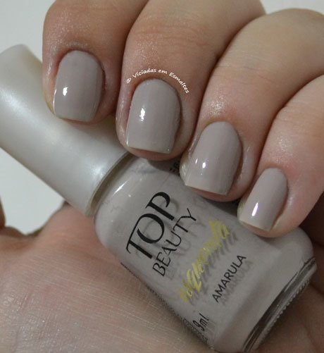 Esmalte Amarula Top Beauty