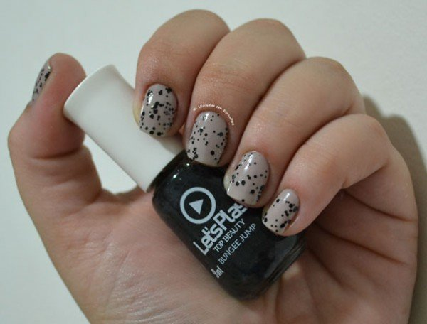 Esmalte Top Beauty Bungee Jump