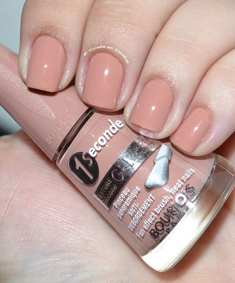 Esmalte Beige Distinction Bourjois 1 Second Gel