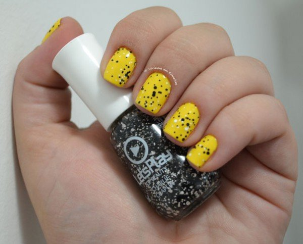 Esmalte Top beauty Let's Play Charlie Chaplin Top beauty Let's Play