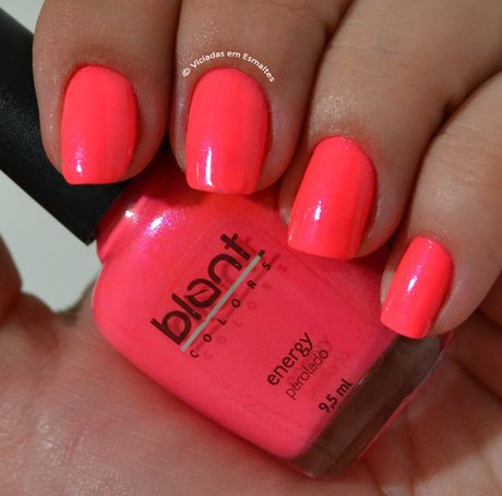 Esmalte Energy Blant Colors