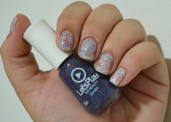 Esmalte Sampa Top Beauty Let's Play